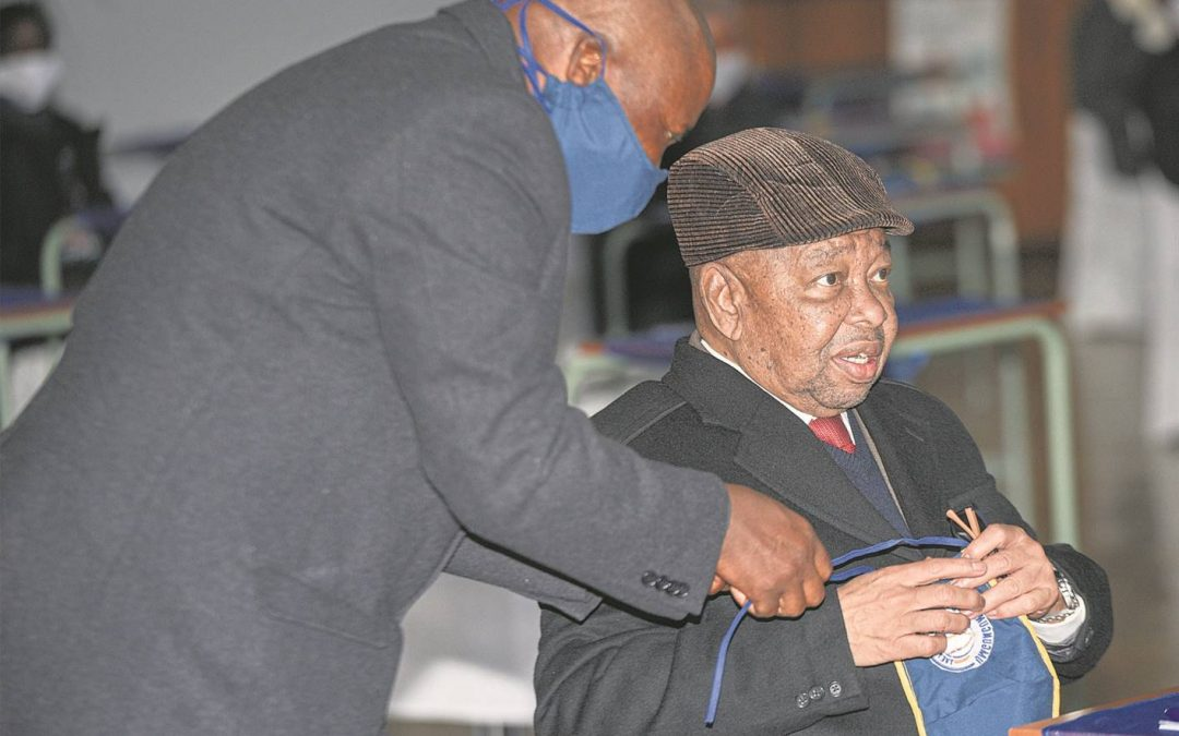 Nzimande urges students to be patient for laptops